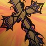 Vibrant Cross