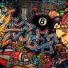 Eccles Graffiti Self-Promotion